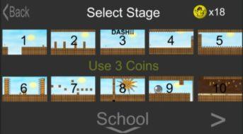 【Unity】ステージ選択をするスクリプトつくってみた!アクションゲームに使えるかも