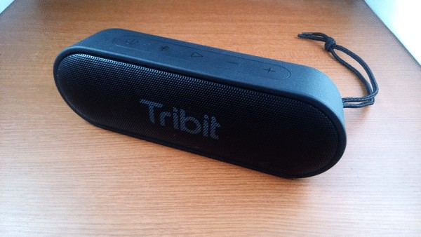 Tribit XSound Goの筐体