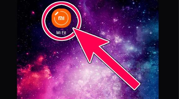 MiFit アプリアイコン
