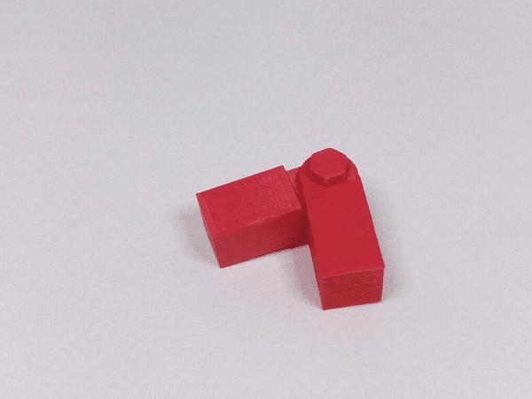 3Dプリンター ネジ 組み立て