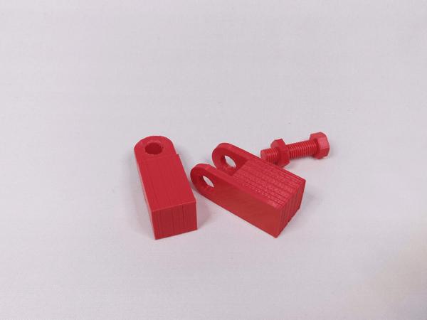3Dプリンター ネジ パーツ