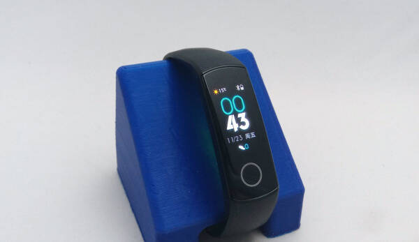 Huawei Honor Band 4の表示 例1