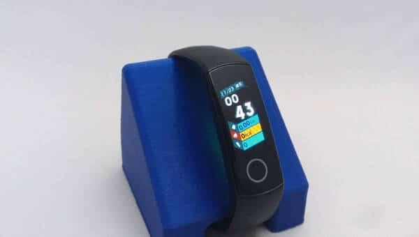 Huawei Honor Band 4の表示 例2