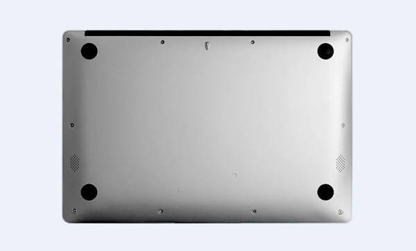 Jumper EZbook S4の背面画像