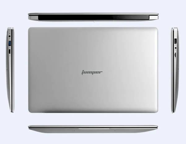 Jumper EZbook S4のボディ