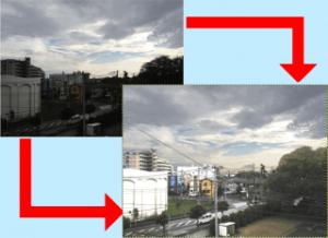 【GIMP】暗い写真を明るく加工・修正してみる|その2
