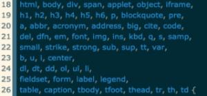【WordPress】行数を表示するプラグインAdvanced Code Editorで管理しやすくなった!