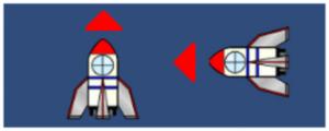 【Unity】回転したオブジェクトでも上方向に力をかける!画像の向きによって上方向が変わる