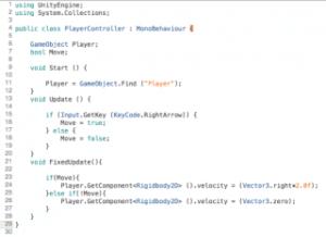 Unity UpdateとFixedUpdateの使い分け
