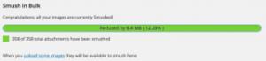 【WordPress】制限無しで画像を圧縮できるプラグインWPSmushが無敵!!