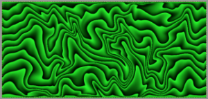 GIMPでレーザーのようなイラストを描く