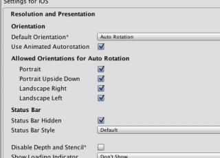 【Unity】スマホの縦向き横向きを設定する方法!画面の回転も制御できる