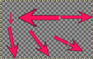 【GIMP】よく使うブラシや素材を登録しておこう