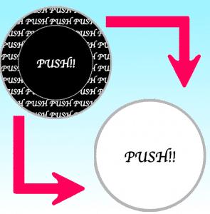 【css】マウスカーソルが乗った時に変化するボタンを作ろう