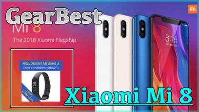 【Xiaomi Mi 8】Snapdragon 845やAIカメラを搭載した高スペックな6.2インチスマホが登場!