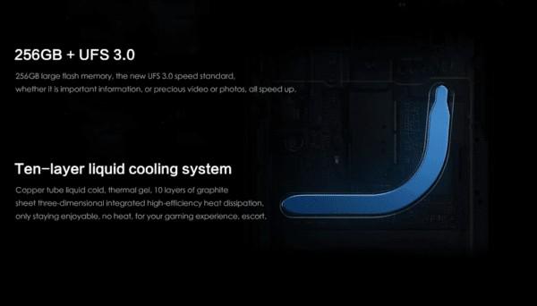 OnePlus 7 Pro ストレージ