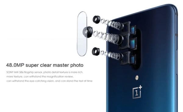 OnePlus 7 Pro トリプルカメラ