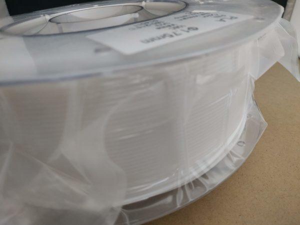 Creality3D PLAフィラメント ホワイト