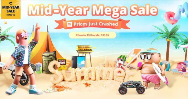 GearBest 6月の大規模セール