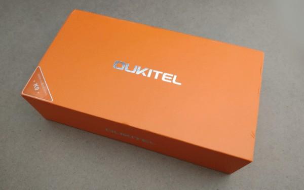 OUKITEL K9 箱
