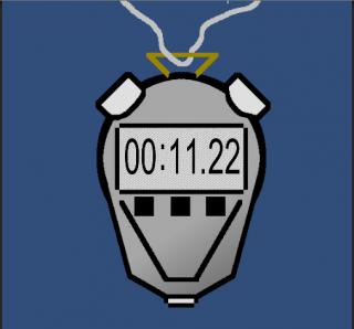 【Unity】ストップウォッチで時間を計るスクリプト|動画あり