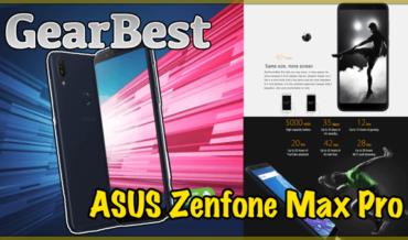 【ASUS Zenfone Max Pro】4GBメモリや5000mAhの大容量バッテリーを搭載した高コスパスマホが登場!8/5までセール開催中