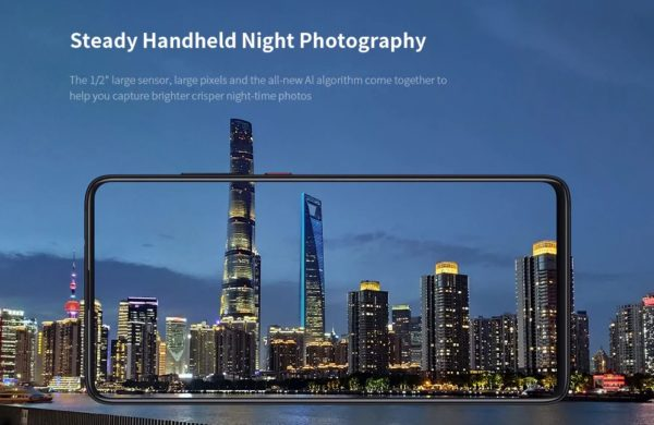 Xiaomi Mi 9T カメラ