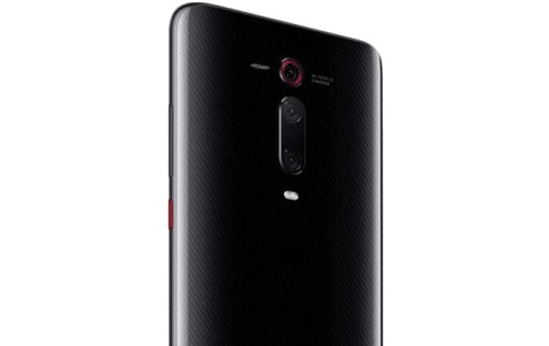 Xiaomi Mi 9T デザイン